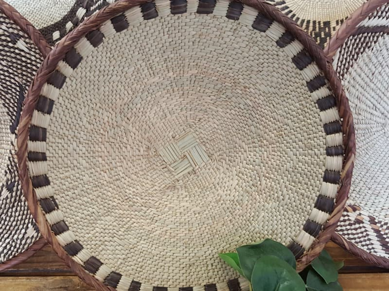 telephone wire basket set