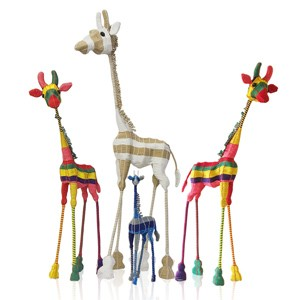 Africa in Colour Giraffe