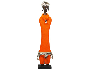 63cm Namji Doll Group 2- Orange